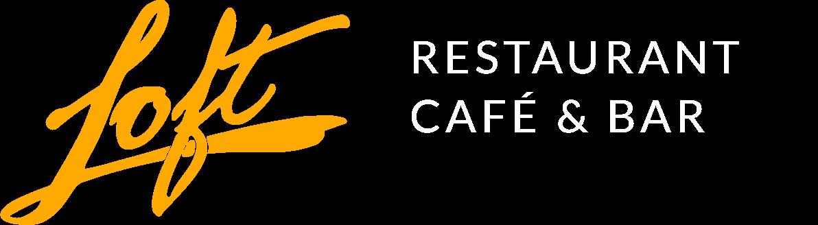 Restaurant Loft Logo Mobil@2x